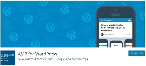 covert all your WordPress website pages and posts into AMP for mobile