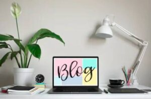Get a blog, share your knowledge, and earn passive income.